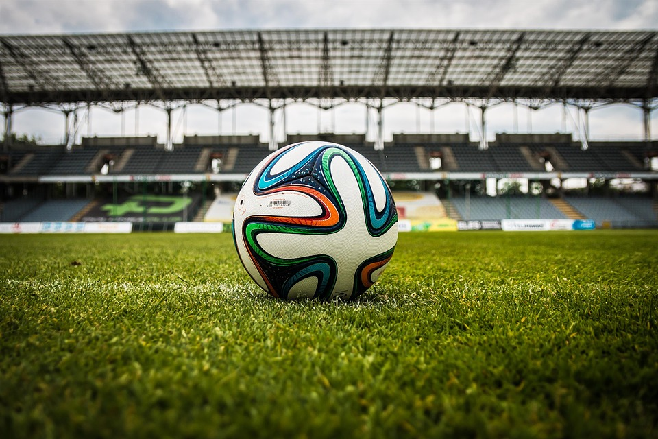 Football at Twickenham Stadium, London