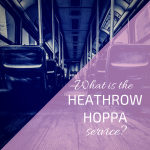 Information on the Heathrow Hoppa service between the hotels and terminals