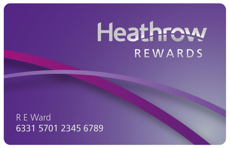 Why having a Heathrow rewards card is beneficial