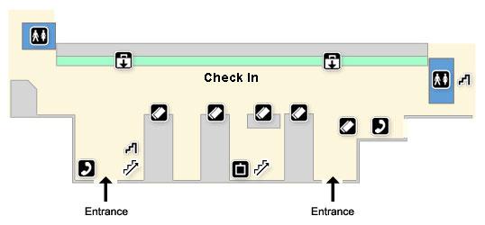 Heathrow Terminal 3 Maps Heathrow Airport Guide