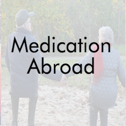 Medication abroad