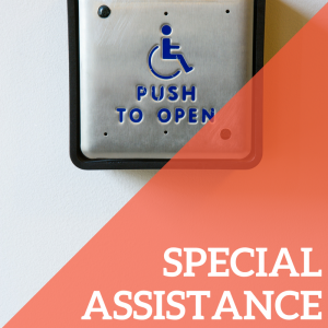Special Assistance Terminal Information