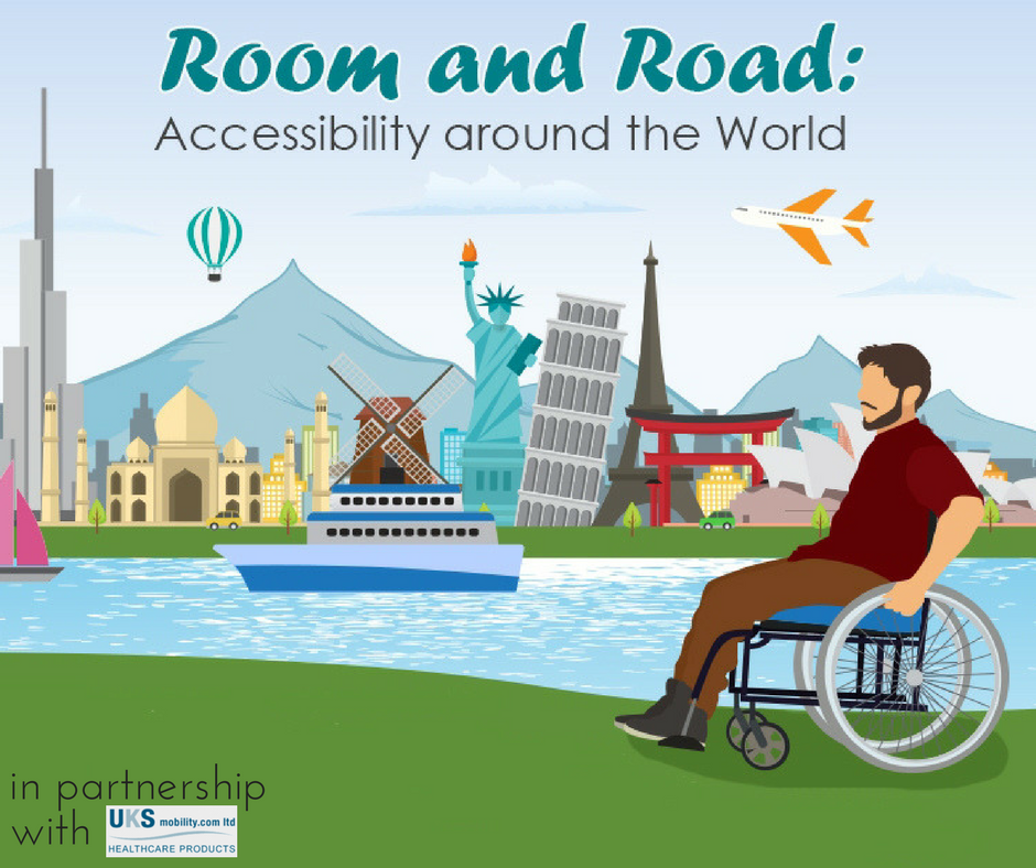 Accessibility around the world