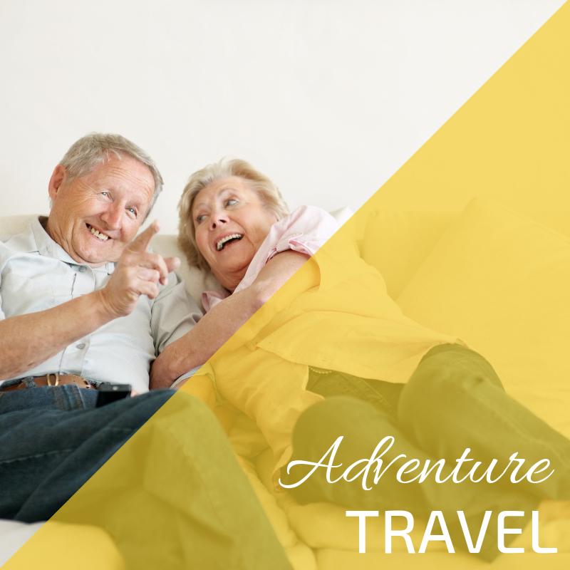 Adventure travel for seniors