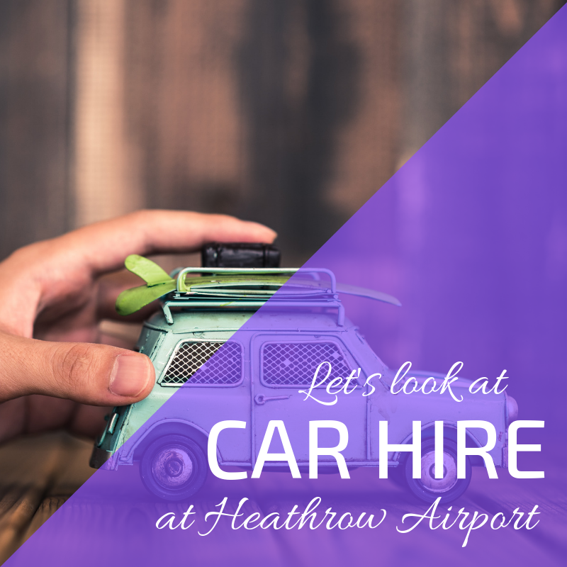 Click to compare your car hire options at Heathrow Airport