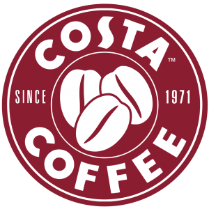 Costa Coffee at Heathrow Airport Terminal 2