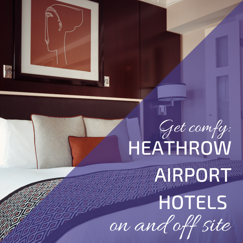 Click to compare Hotels and B&Bs at Heathrow Airport