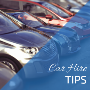 Our top tips for hiring a car