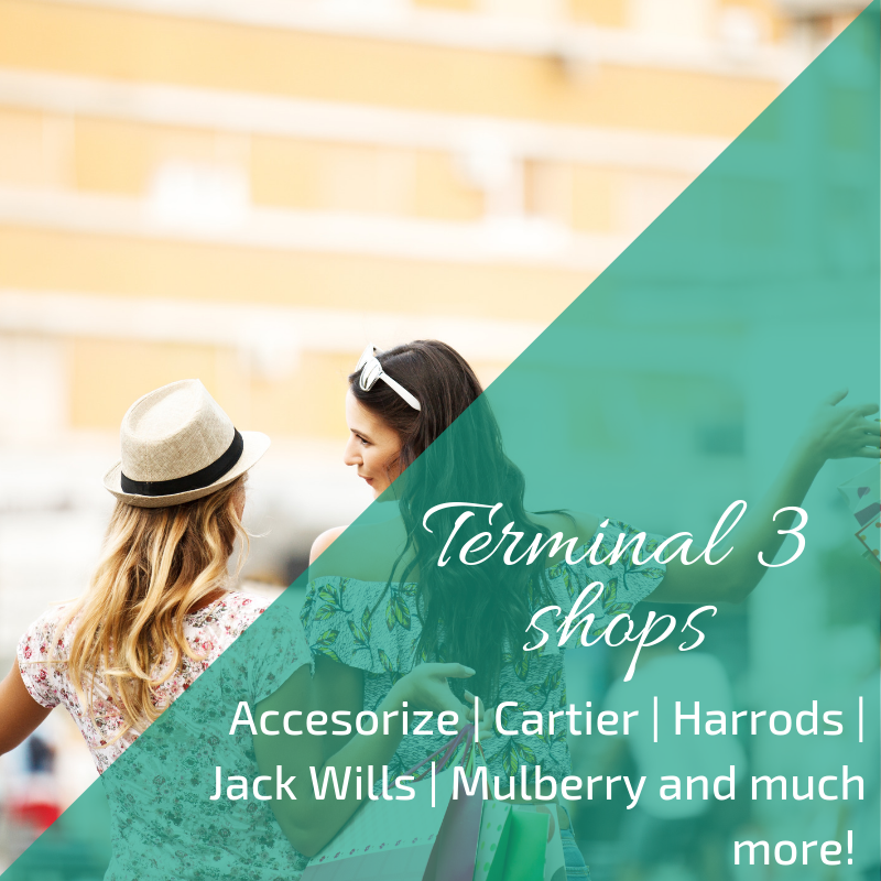 Accesorize, Harrods and Jack Wills