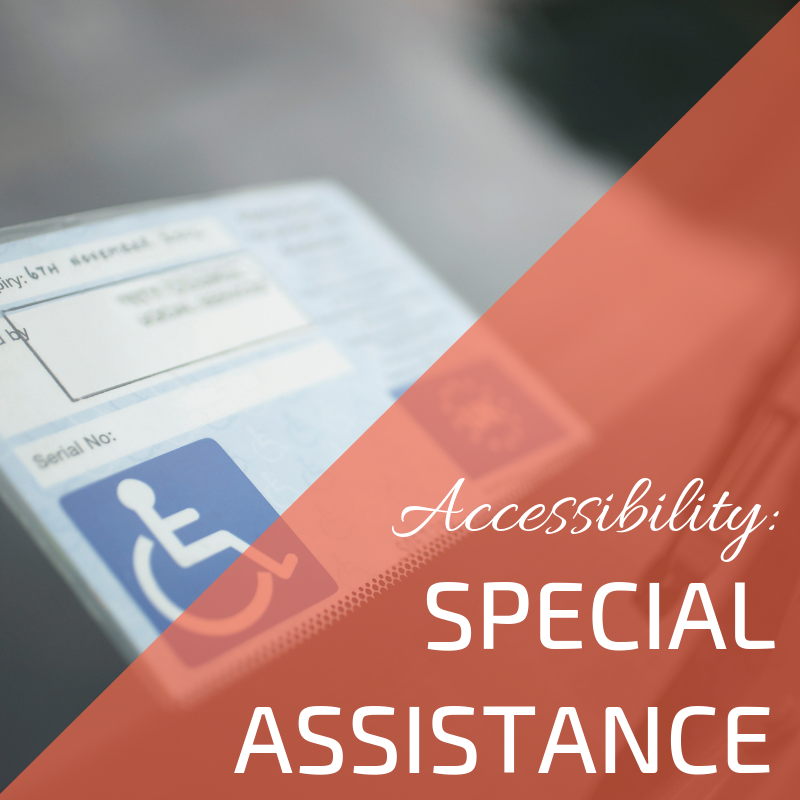 Special Assistance at Heathrow Airport