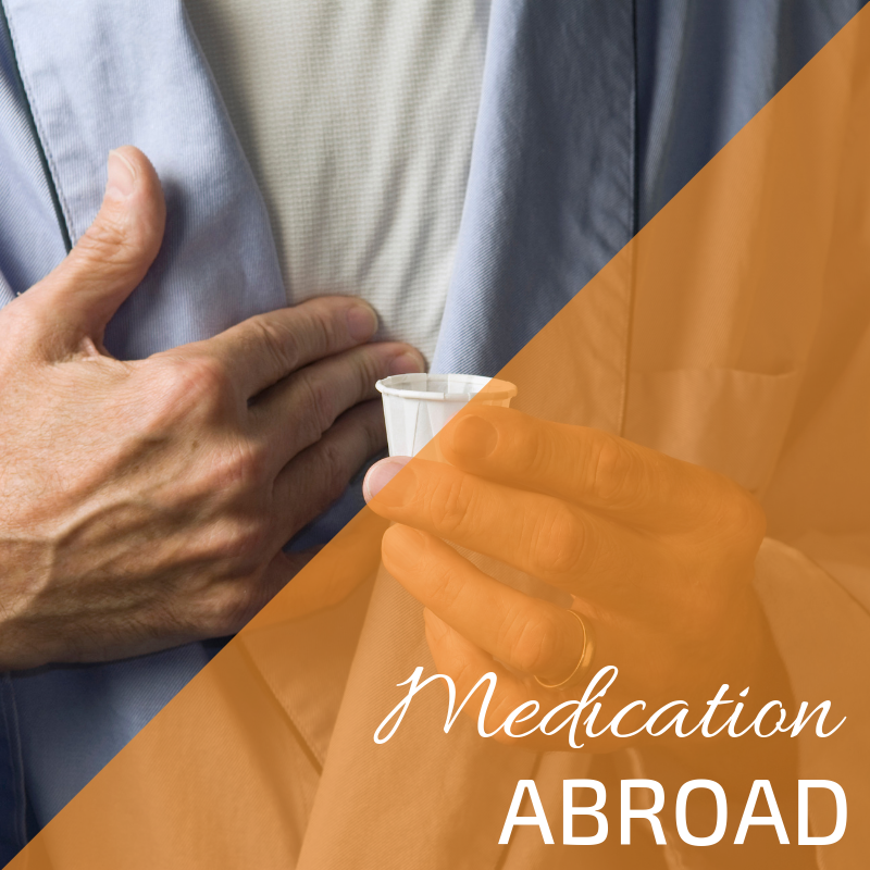Taking your medication abroad