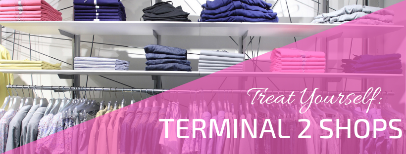 Information on all the shops you'll find in Terminal 2