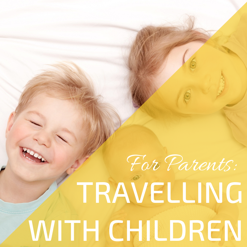 Travelling with Children through Heathrow Airport