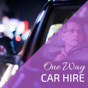 What is one way car hire?