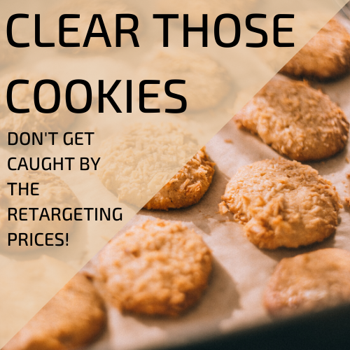 clear cookies
