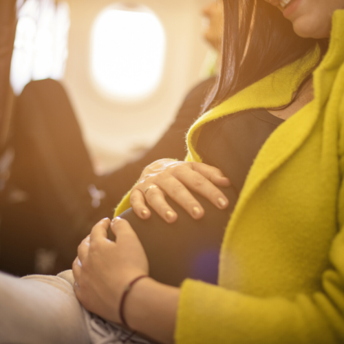 Flying with Medical Conditions - pregnant