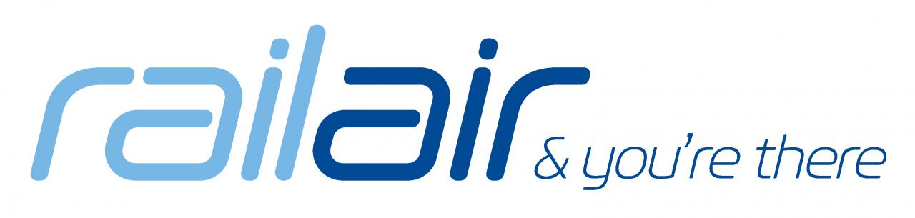 railair logo
