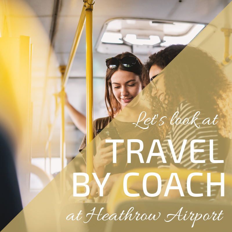 National Express Heathrow - travel by coach