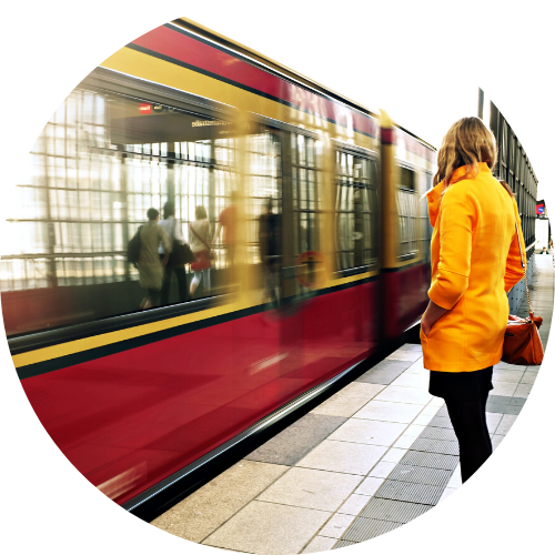 tube & train