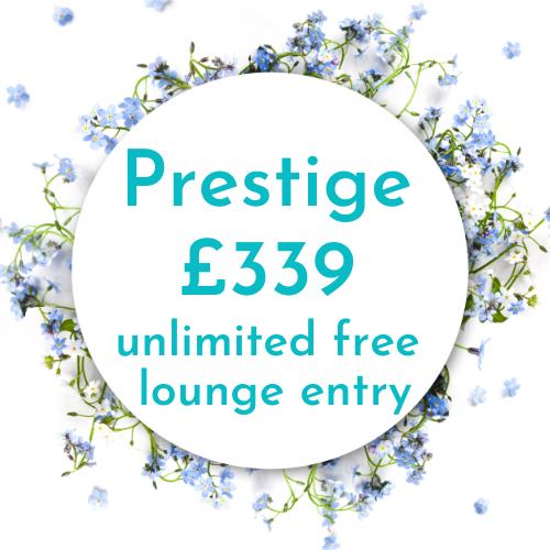 Heathrow lounges - prestige