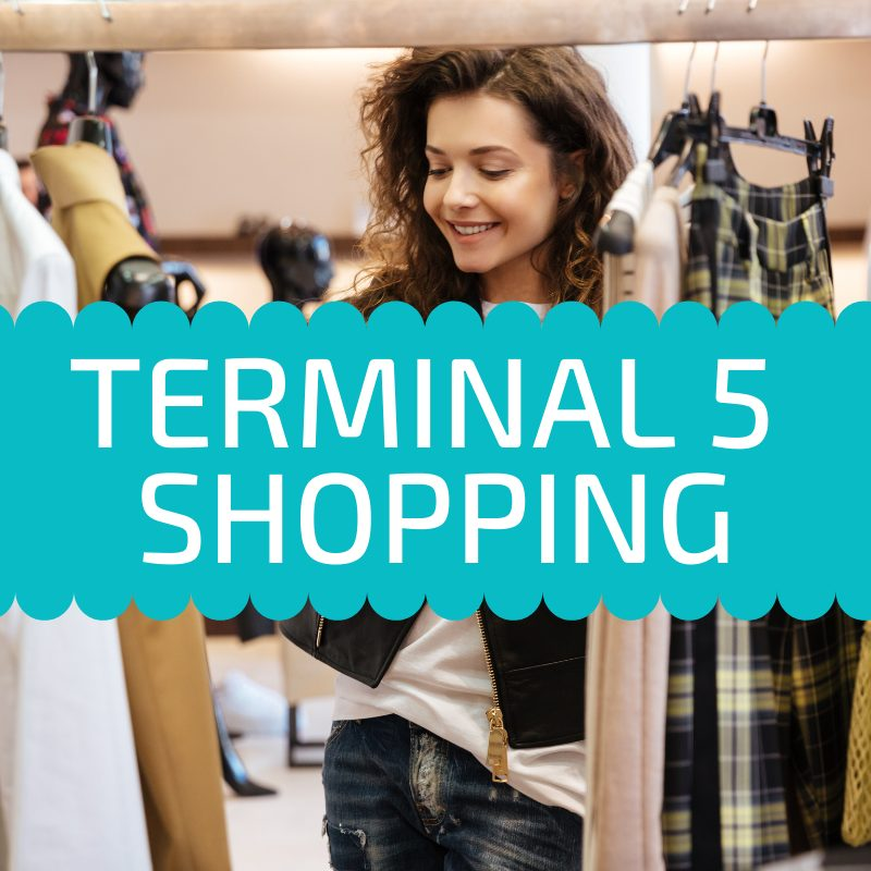 Terminal shopping 5