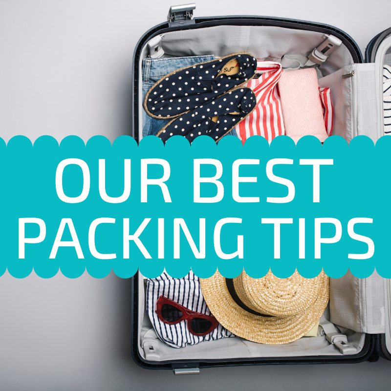 our best packing tips
