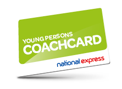 Young Persons Coach card